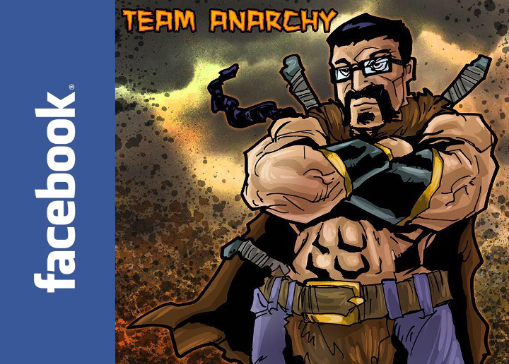 Team Anarchy Facebook